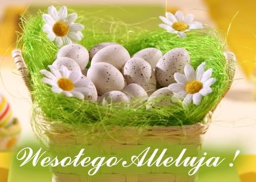 Tak jak na Wielkanoc odradza się życie, niech odradzają się Wasze nadzieje i wiara w człowieka Świąt w zdrowiu, radości z wiosny i towarzystwa bliskich,