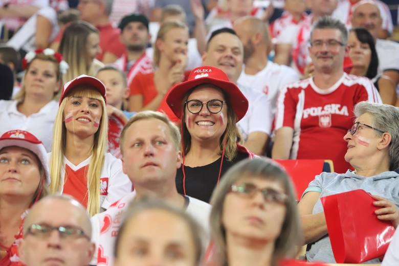 EuroVolley 2019. Kibice na meczu Polska - Niemcy. Zobacz zdjęcia!