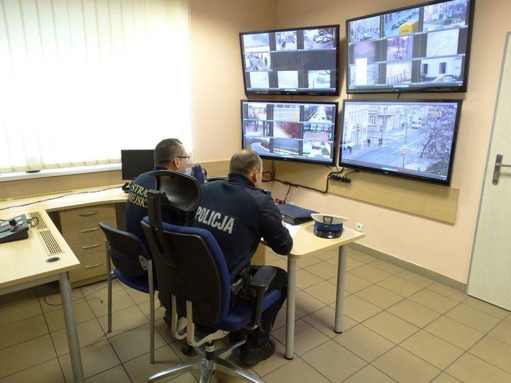 Przez trzy godziny dziennie funkcjonariusze opolskiej drogówki i strażnicy miejscy obserwowali na obrazie miejskiego monitoringu jak wygląda bezpieczeństwo