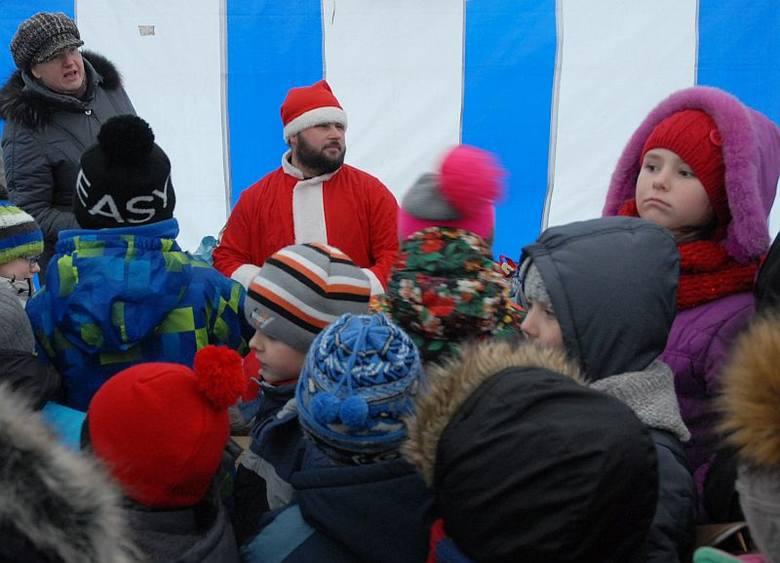 święty Mikołaj w Olszewie-Borkach