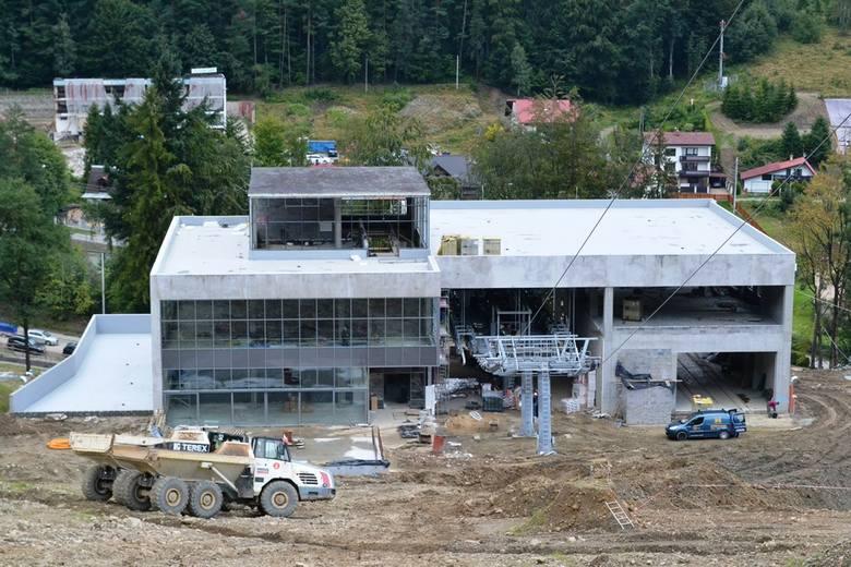 Beskid Sport Arena w Szczyrku Biłej