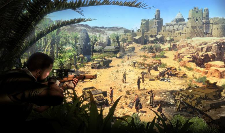 Sniper Elite III: AfrikaSniper Elite III: Afrika, czyli afrykańska zabawa w chowanego