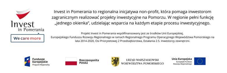 """Atlas Poland – nowy inwestor w Rumia Invest Park. Spółka otrzymała 800 tys. zł w ramach konkursu grantowego """"Invest in Pomerania 2020"""""""