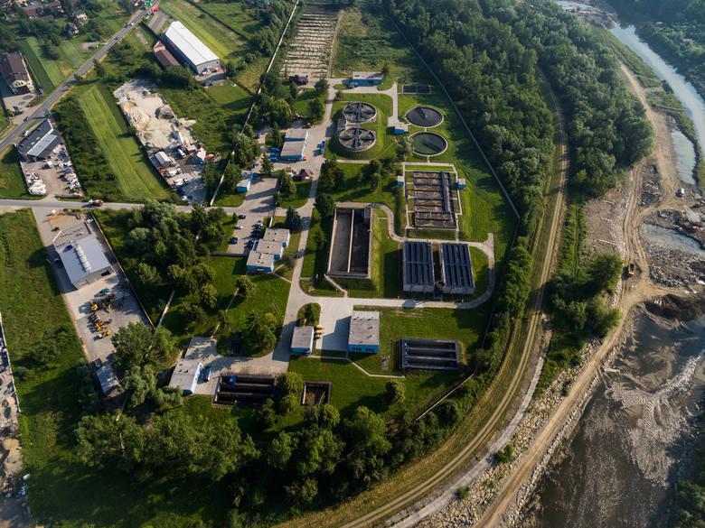 Ekologiczne Myślenice i raki w Trzemeśniance