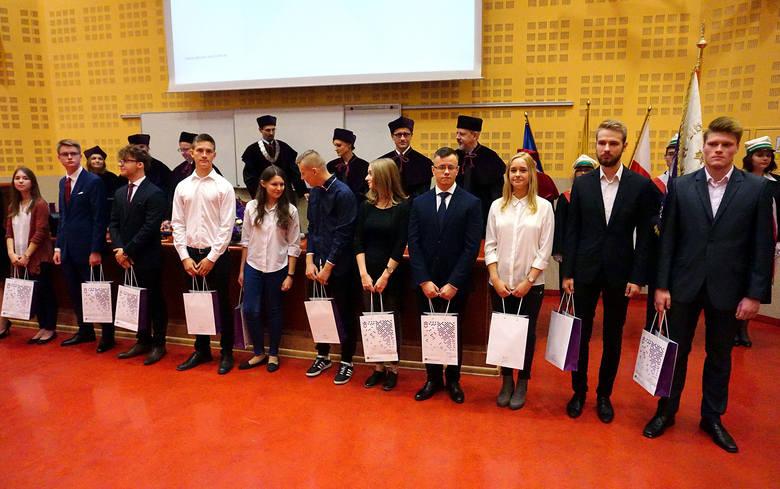 Inauguracja roku akademickiego 2016/2017 na Uniwersytecie Łódzkim