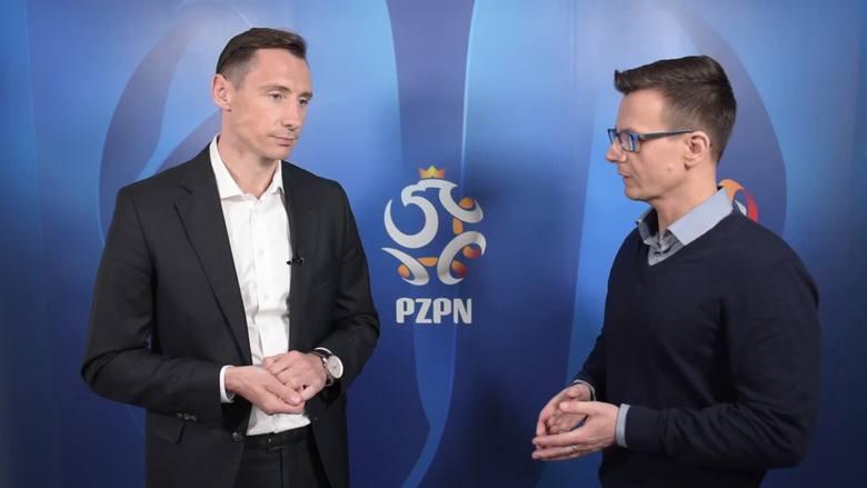MAGAZYN SPORTOWY24. Maciej Sawicki o nowościach w finale Pucharu Polski: VAR i gracz meczu [WIDEO]