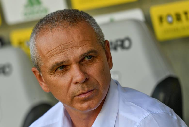 Trener Śląska Vitezslav Lavicka jako piłkarz 36 lat temu grał przeciwko wielkiemu Widzewowi