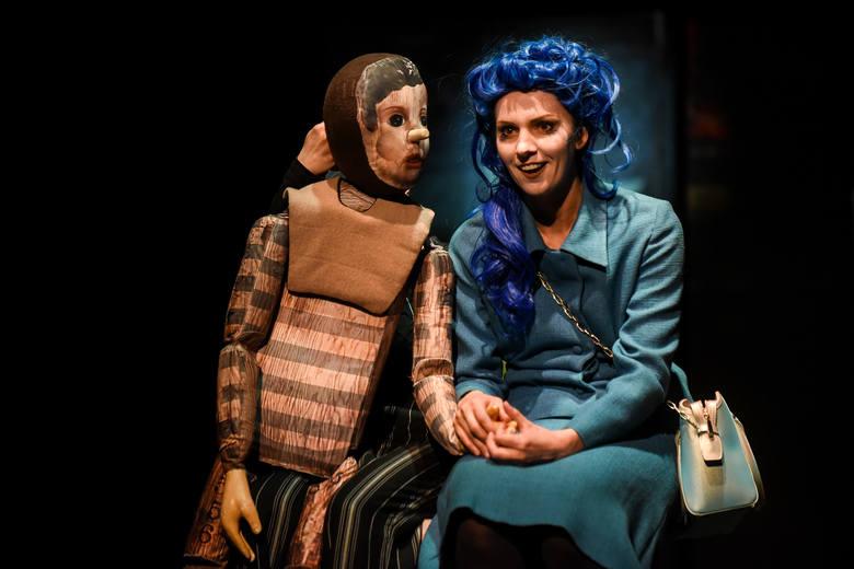 """Spektakl """"Pinokio"""" (grany we wrześniu). Zachwyca wyobraźnia scenografa Damiana Styrny"""