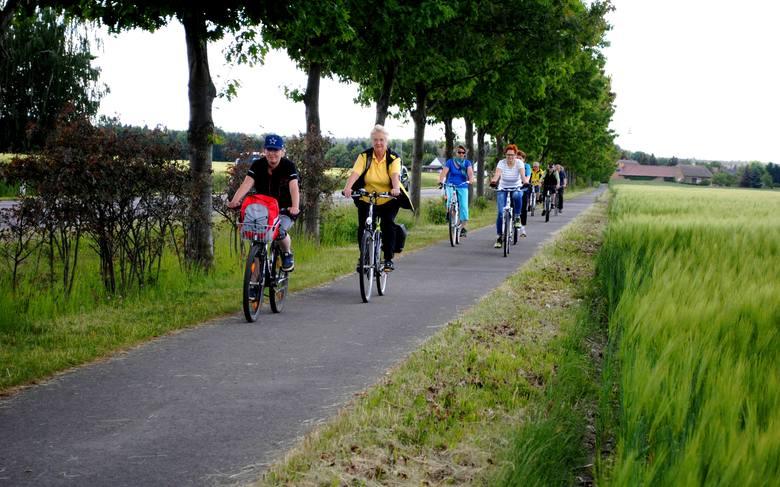 Na rowerowym szlaku Żagania odkryjemy niejedno ciekawe miejsce