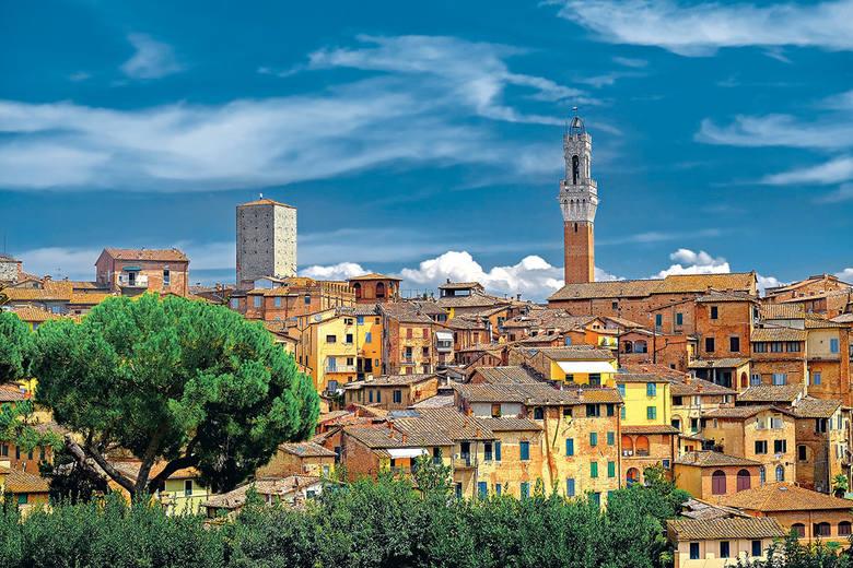 Włochy, Toskania