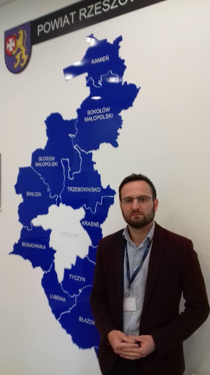 Masz grunty na terenie powiatu rzeszowskiego? Mapy i wypisy uzyskasz bez wychodzenia z domu
