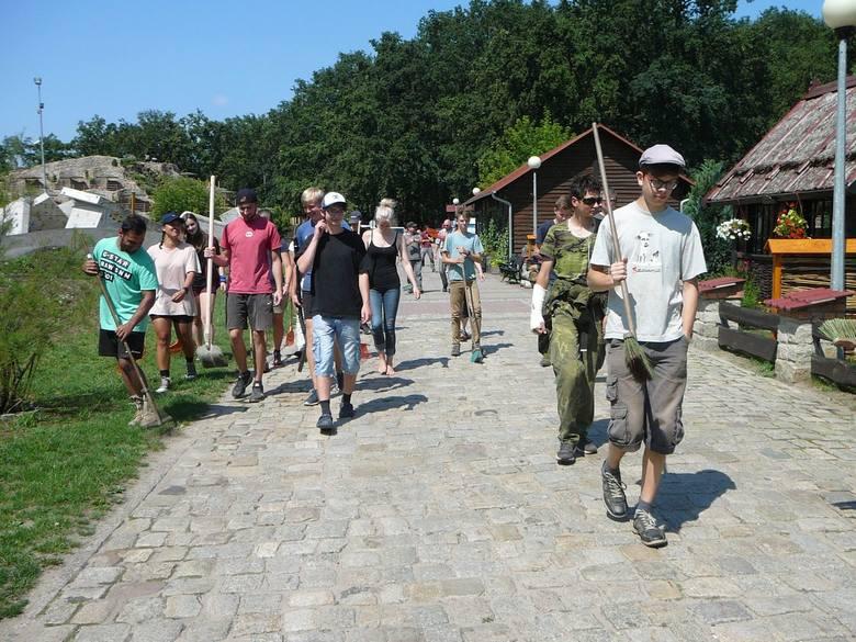 Goście z Czech, którzy przyjechali do Nowej Soli popracować
