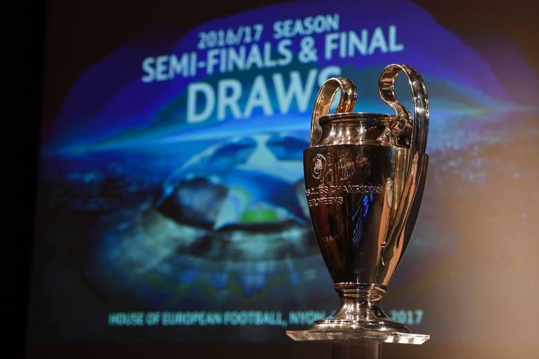 Derby Madrytu i Monaco - Juventus w półfinałach Ligi Mistrzów [LOSOWANIE]