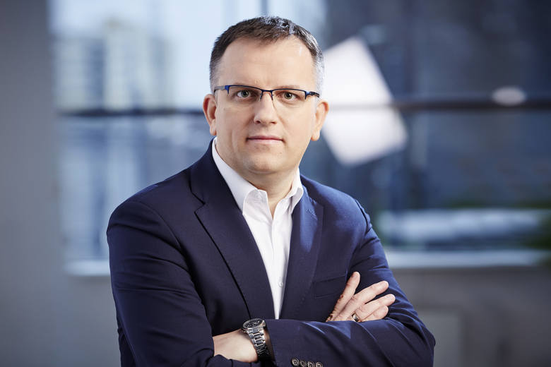 dyrektor IOŚ-PIB dr inż. Krystian Szczepański
