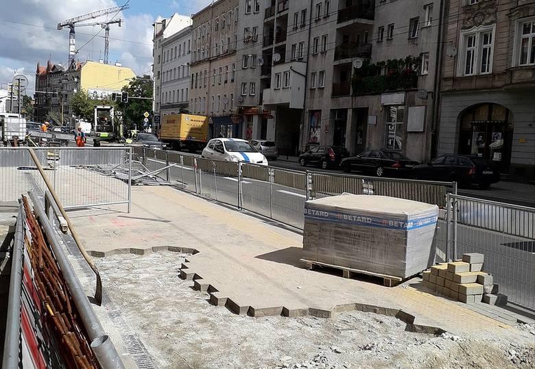 Tak wygląda przystanek wiedeński na Traugutta (ZDJĘCIA)
