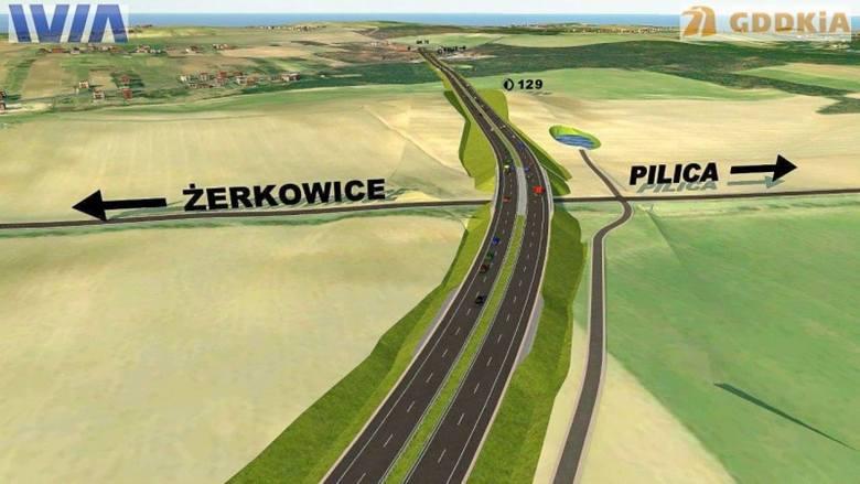 Obwodnica Zawiercia i Poręby miała być gotowa do 2022 roku.