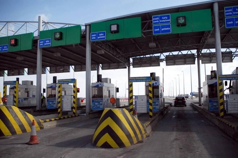 Mój reporter: Kontrole prędkości przy bramkach na autostradzie