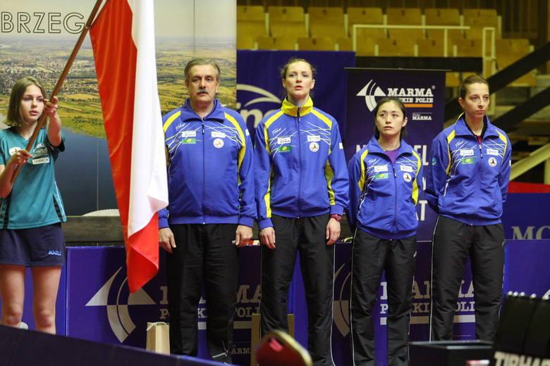 Zawodniczki KTS Enea Siarki Tarnobrzeg czekają na decyzję Międzynarodowej Federacji Tenisa Stołowego. Co dalej z mistrzostwami świata?