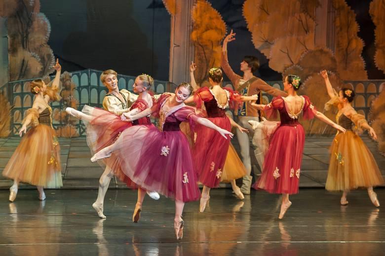 Moscow City Ballet z Jeziorem łabędzim wystąpi w Słupsku