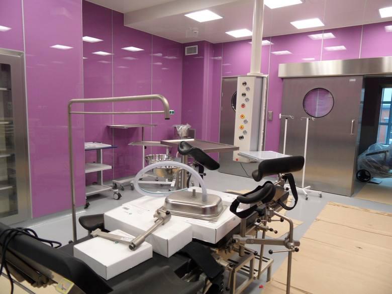 Bytom - Śląskie Centrum Perinatologii, Ginekologii i Chirurgii płoduŚląskie Centrum Perinatologii i Chirurgii Płodu jest kierowane przez prof. Anitę