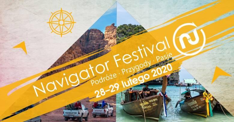 Znani podróżnicy przybywają do Krakowa na Navigator Festiwal