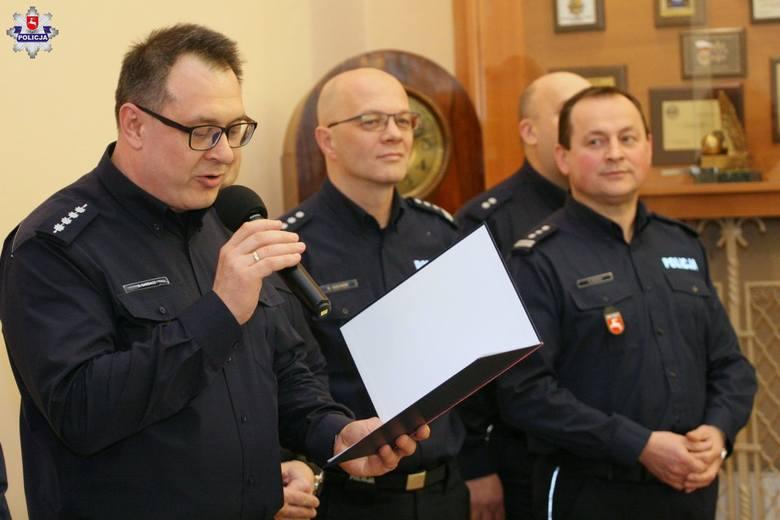 Dzień Kobiet w lubelskim garnizonie policji. Kabaret, koncert i pokaz tańca dla policjantek (ZDJĘCIA)