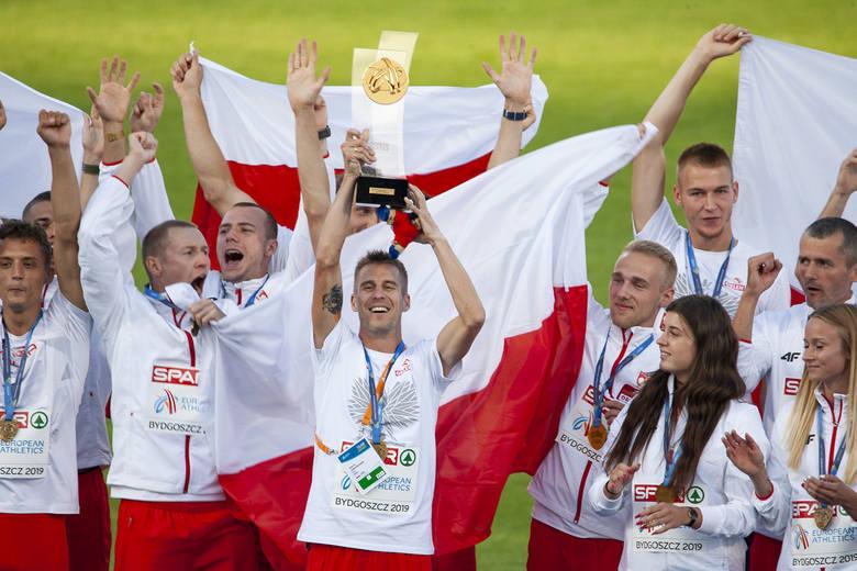 Polska po raz pierwszy w historii została Drużynowym Mistrzem Europy. Biało-czerwoni, w obecności ponad szesnastu tysięcy kibiców, zgromadzonych na stadionie