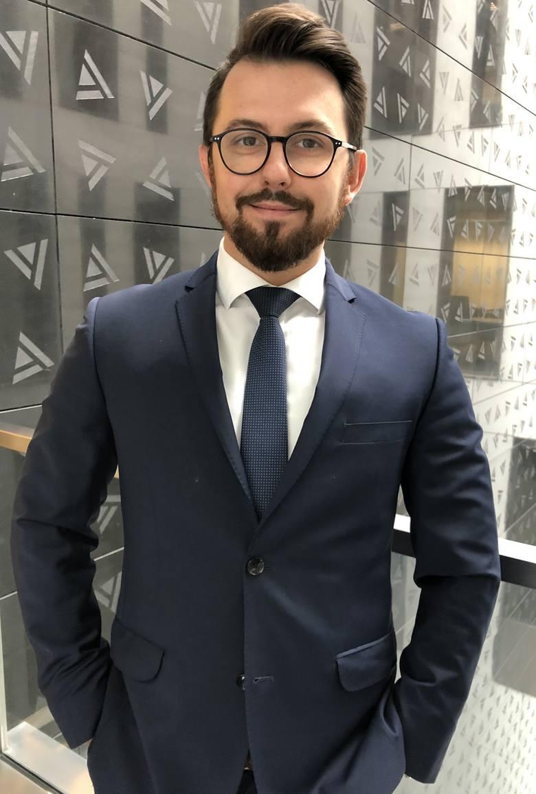 Krzysztof Borkowski, headhunter Sales & Marketing w Antal
