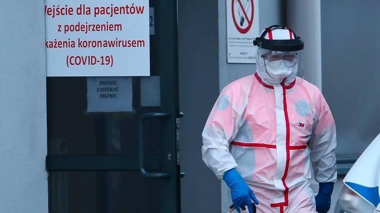 W powiecie jest jeden przypadek zarażenia koronawirusem.
