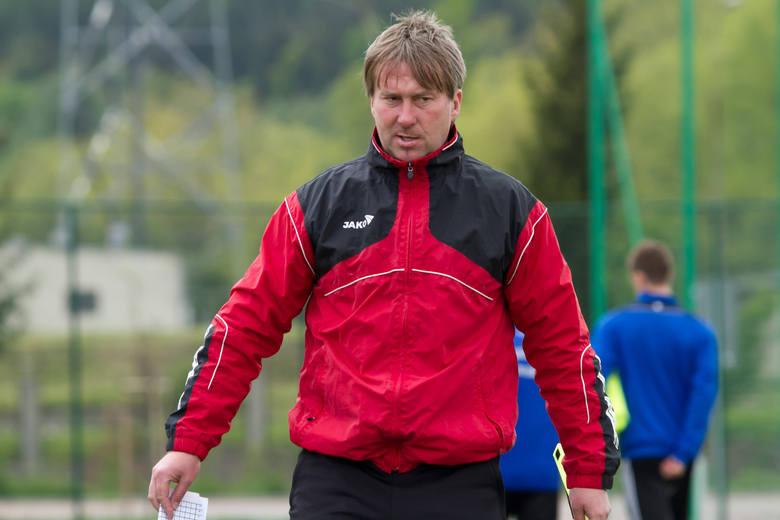 Andrzej Polak nie może być zadowolony z pierwszego meczu w nowym sezonie II ligi. Jego Górnik przegrał na własnym stadionie z Błękitnymi Stargard Sz