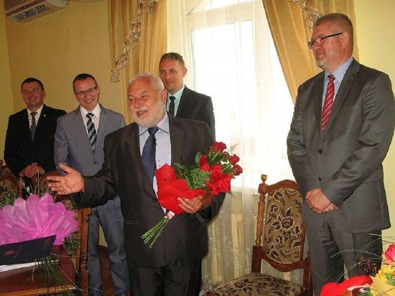 Sławomir Różański przeprosił, a następnie podziękował współpracownikom i nie tylko.