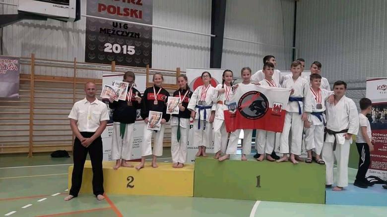 Puchar Polski karate federacji JKA Nakayama Cup Żary - 16 czerwca 2019 roku