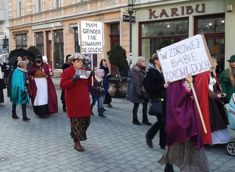Kobiety walczące o swoje prawa spędziły 8 marca 2018 roku na manifestacjach. W Zielonej Górze poprowadziło ją Lubuskie Stowarzyszenie Na Rzecz Kobiet