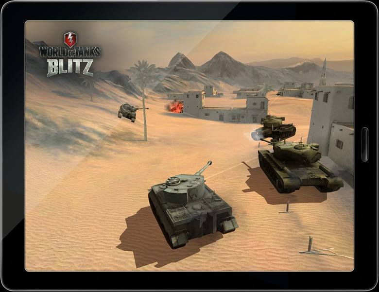 World of Tanks Blitz: Czołgi atakują smartfony i tablety