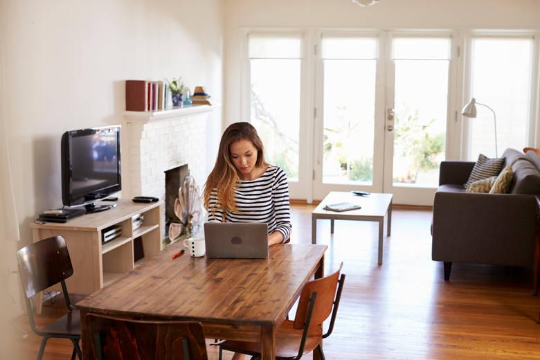 Praca w domu – marzenie każdego pracownika?