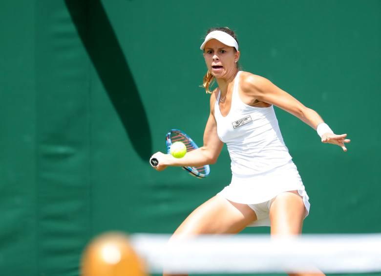 Magda Linette pokazała w swoim pierwszym meczu w karierze ze Swietłaną Kuzniecową to, z czego słynie, czyli cierpliwość i determinacje