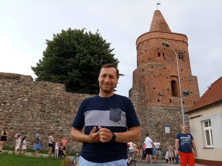 Baszta czarownic z XIII wieku w Strzelcach Krajeńskich wreszcie udostępniona do zwiedzania. W niedzielę 19 lipca przez trzy godziny zwiedziło ją sporo