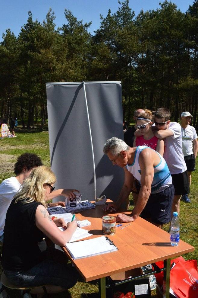 13 maja odbył się kolejny, już trzeci w wiosennej edycji bieg na 5 km drogami leśnymi pod nazwą Orla Pię(ś)ć! Organizatorem biegów pod tą nazwą jest