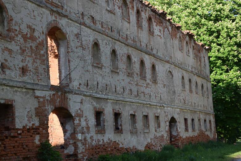 Szukacie miejsca na krótki wypad z rodziną? Polecamy Aleję Kasztanową w Sieniawie w powiecie przeworskim. W pobliżu znajdują się ruiny starego spich