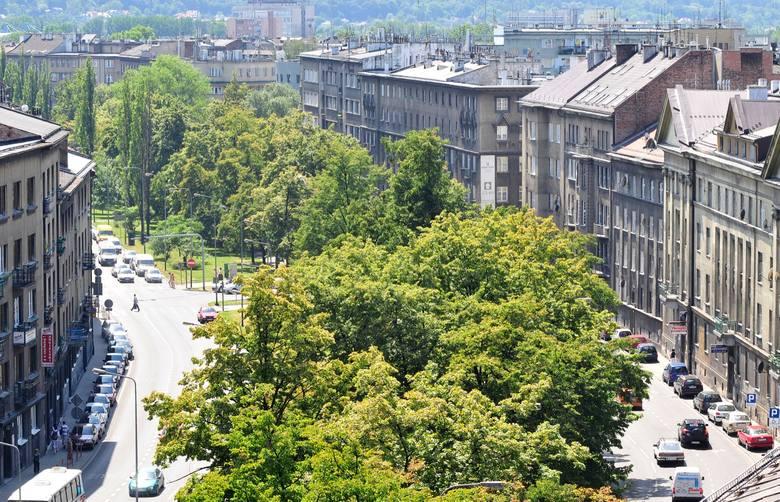 Kraków. Aleje Trzech Wieszczów zostały wpisane do rejestru zabytków