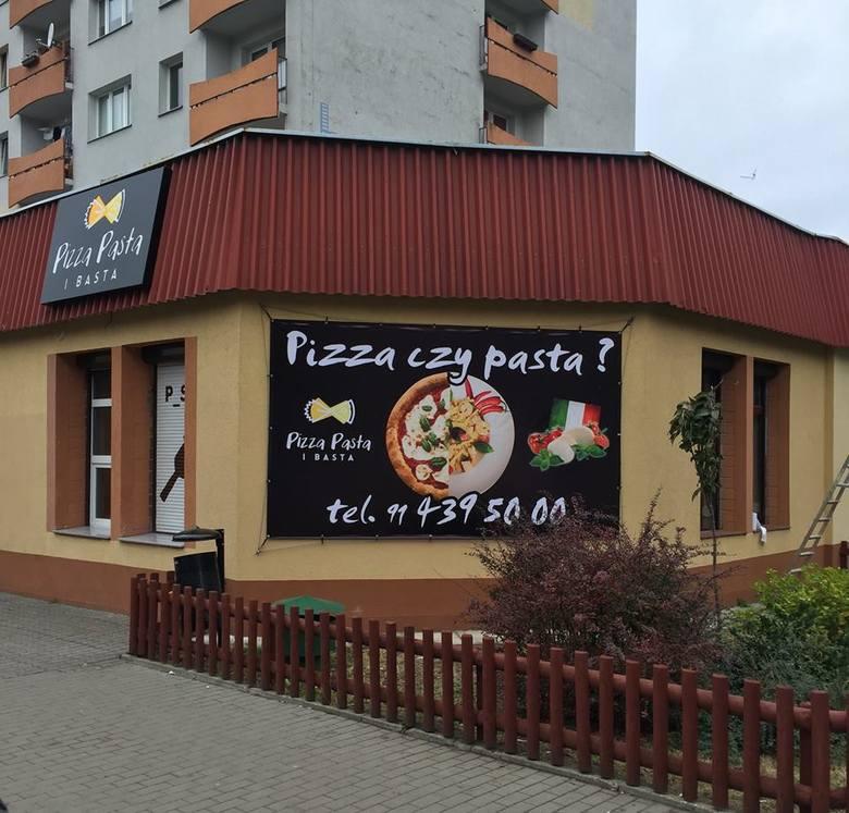 Sebastiana Klonowica 11A, Szczecin Godziny otwarcia 12-21Większość oceniła lokal Pizza Pasta i basta doskonale. Klienci chwalili wyjątkowo miłą obsługę