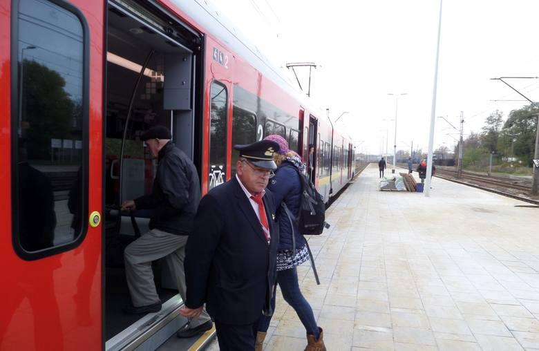 Pociągi z Łodzi... przyspieszą