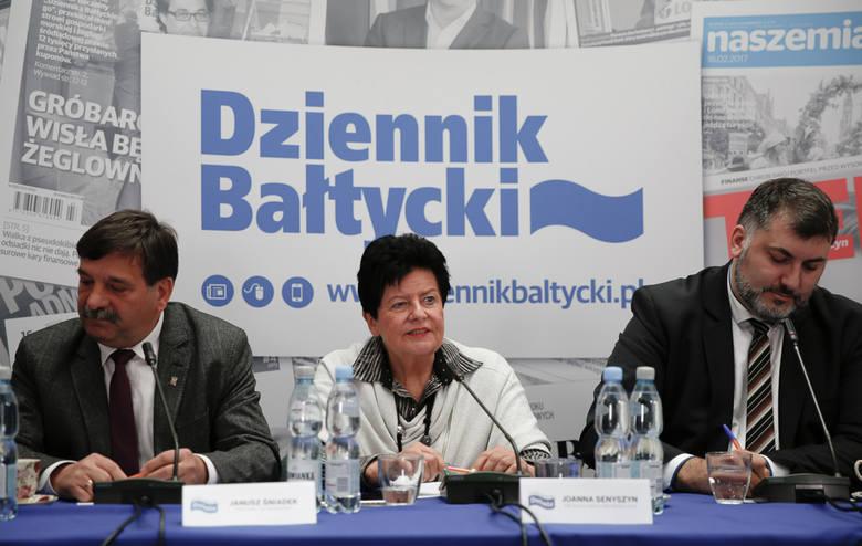 """Debata przedwyborcza """"Dziennika Bałtyckiego"""". Dyskusja kandydatów okręgu gdyńsko-słupskiego"""