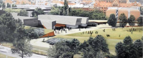 Sali koncertowej na toruńskich Jordankach jeszcze nie ma, a już podrożała