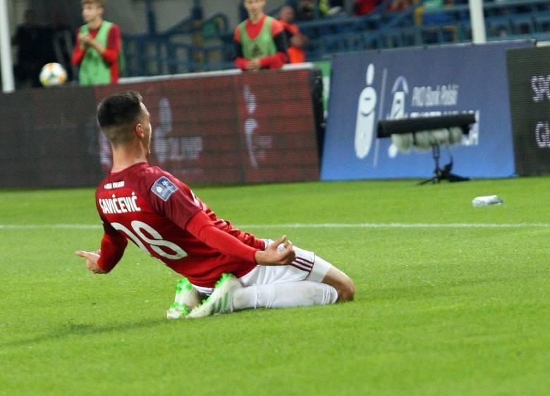 Zdjęcia z meczu Wisła Kraków - ŁKS Łódź 4:0 [GALERIA]