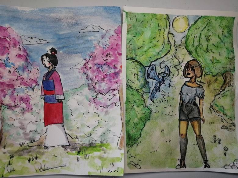 Na facebooku GP24 poprosiliśmy internautów o pochwalenie się twórczością swoich pociech. Zobaczcie rysunki młodych artystów!