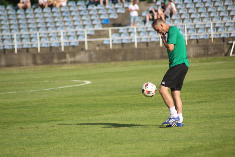 W Orle Ryczów występuje były piłkarz Wisły Kraków Grzegorz Pater. W finałowym meczu wszedł na boisko na ostatni kwadrans.