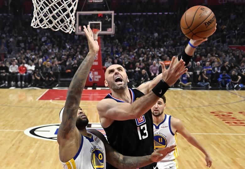 Zwycięstwo Marcina Gortata i Los Angeles Clippers. Efektywny występ Polaka