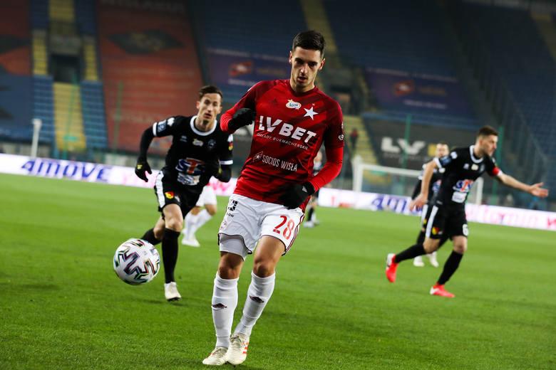 Gola na wagę 3 pkt. dla Wisły Kraków strzelił w Lubinie Vukan Savicević
