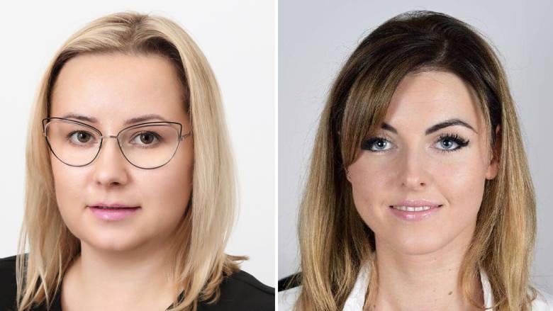 Od lewej: Kosmetolog i specjalista trycholog Agnieszka Jędrzejowska, współwłaściciel Laser Clinic w Kielcach, oraz kosmetolog Milena Piskulak.